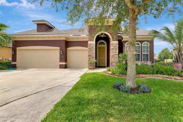 4491 Gray Hawk St, Orange Park, FL 32065 (MLS #1056719) :: The Hanley Home Team