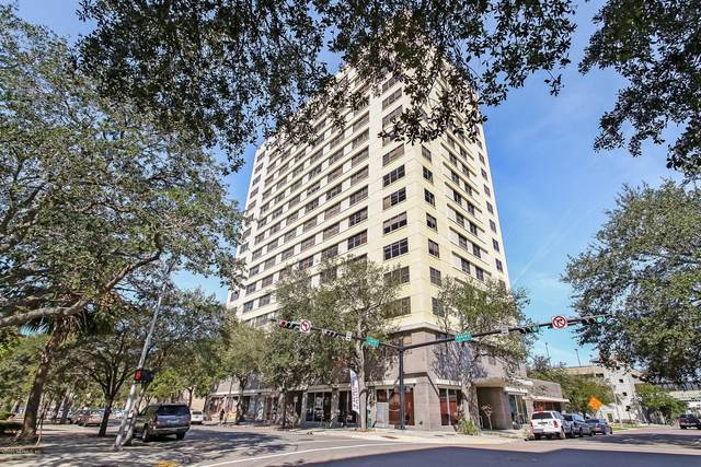 311 W Ashley St #1403, Jacksonville, FL 32202 (MLS #1056741) :: The Newcomer Group