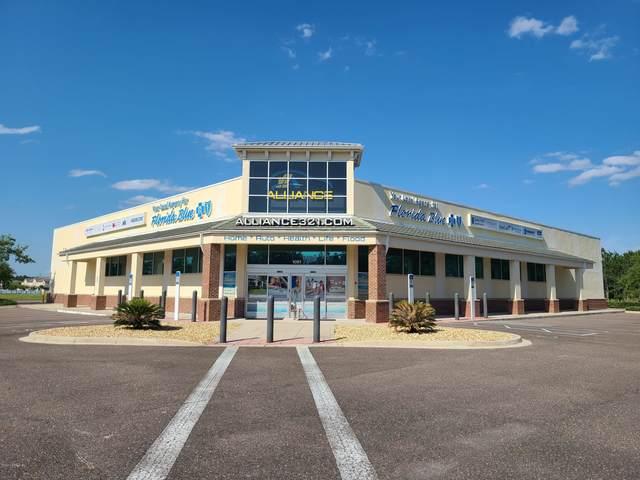1091 Oakleaf Plantation Pkwy, Orange Park, FL 32065 (MLS #1056823) :: Bridge City Real Estate Co.