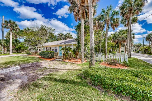 272 3RD St, Atlantic Beach, FL 32233 (MLS #1056827) :: The DJ & Lindsey Team
