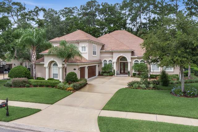 268 Clearwater Dr, Ponte Vedra Beach, FL 32082 (MLS #1056834) :: The Volen Group, Keller Williams Luxury International