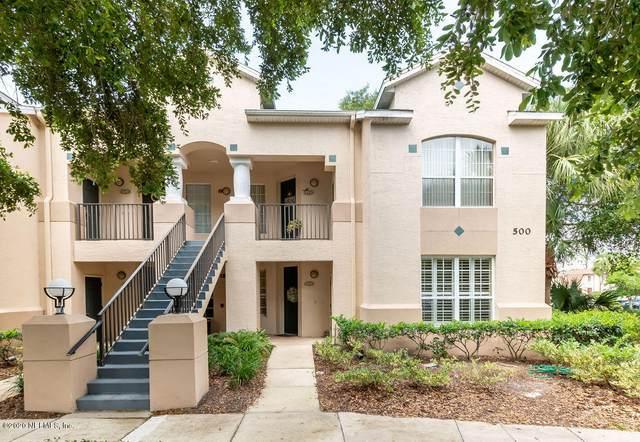 510 Augusta Cir, St Augustine, FL 32086 (MLS #1056863) :: The Volen Group   Keller Williams Realty, Atlantic Partners