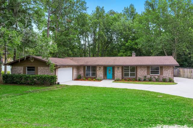 1290 Lakewood Dr, Jacksonville, FL 32259 (MLS #1056876) :: The Every Corner Team | RE/MAX Watermarke