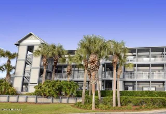 110 Ocean Hollow Ln #107, St Augustine, FL 32084 (MLS #1056889) :: Ponte Vedra Club Realty