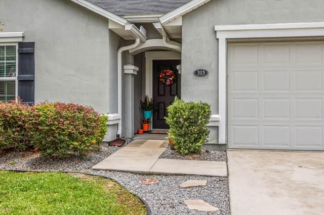 313 Amber Ridge Rd, Jacksonville, FL 32218 (MLS #1056900) :: EXIT Real Estate Gallery