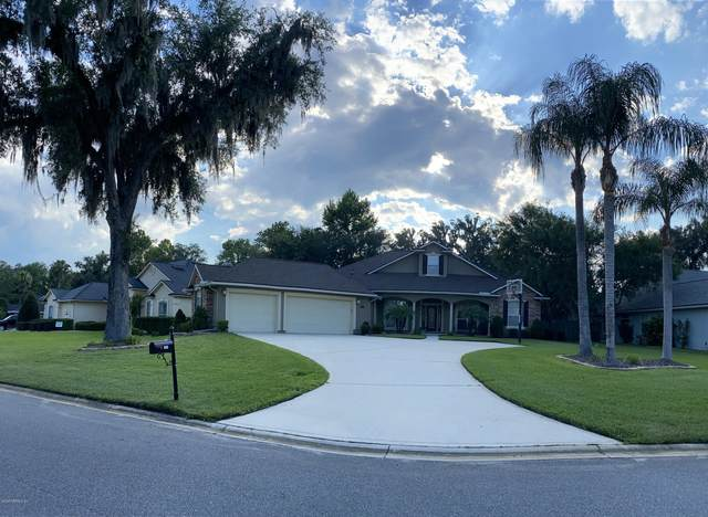 2856 Grande Oaks Way, Fleming Island, FL 32003 (MLS #1056922) :: Summit Realty Partners, LLC