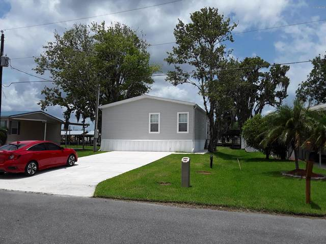109 Happiness Dr, Welaka, FL 32193 (MLS #1056990) :: The DJ & Lindsey Team