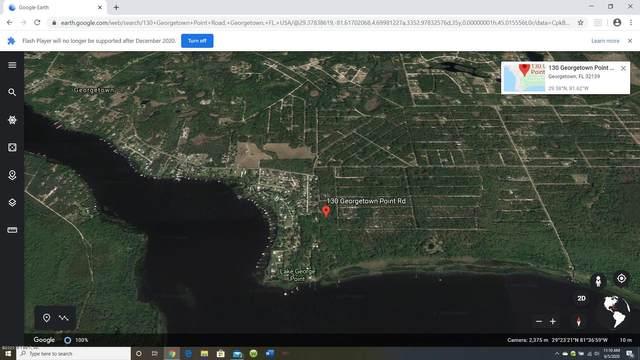 130 Georgetown Point Rd, Georgetown, FL 32139 (MLS #1056994) :: EXIT Real Estate Gallery