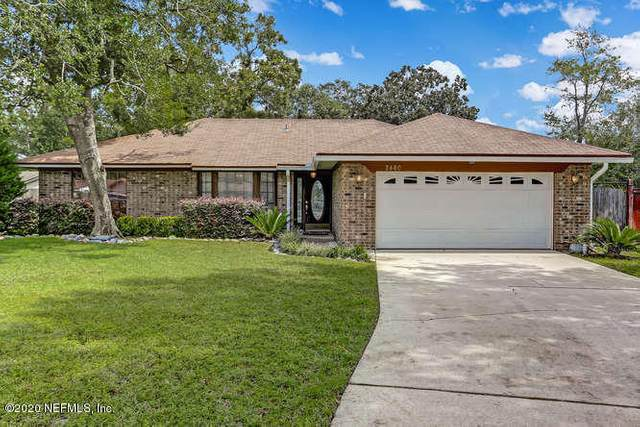 2460 Longwood St, Orange Park, FL 32065 (MLS #1056996) :: The Every Corner Team