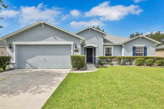 1243 Nochaway Dr, St Augustine, FL 32092 (MLS #1057001) :: The Volen Group | Keller Williams Realty, Atlantic Partners