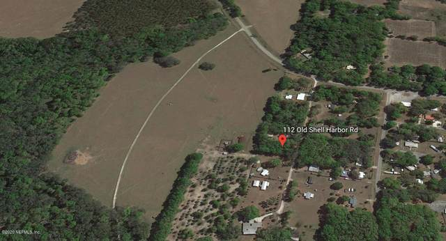 112 Old Shell Harbor Rd, Satsuma, FL 32189 (MLS #1057054) :: EXIT Real Estate Gallery