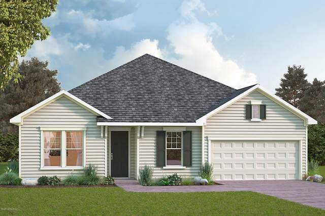 102 Windley Dr, St Augustine, FL 32092 (MLS #1057059) :: EXIT Real Estate Gallery