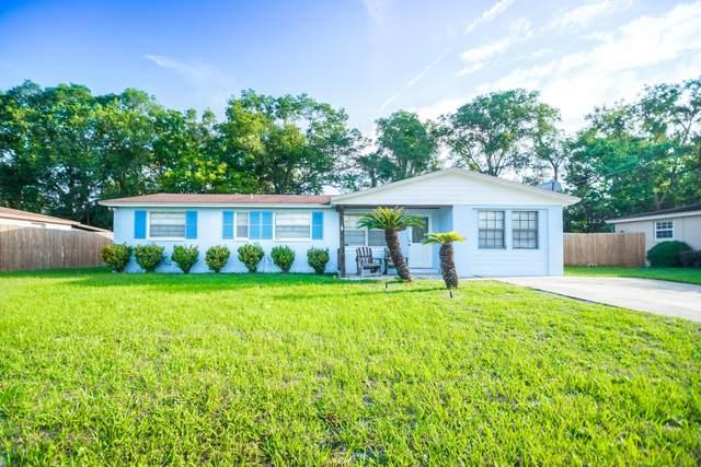 317 Aries Dr, Orange Park, FL 32073 (MLS #1057124) :: EXIT Real Estate Gallery