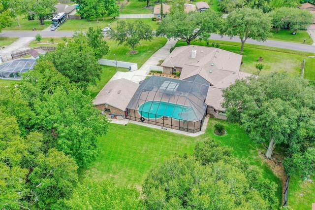 549 Hickory Dr, Fleming Island, FL 32003 (MLS #1057125) :: The Hanley Home Team