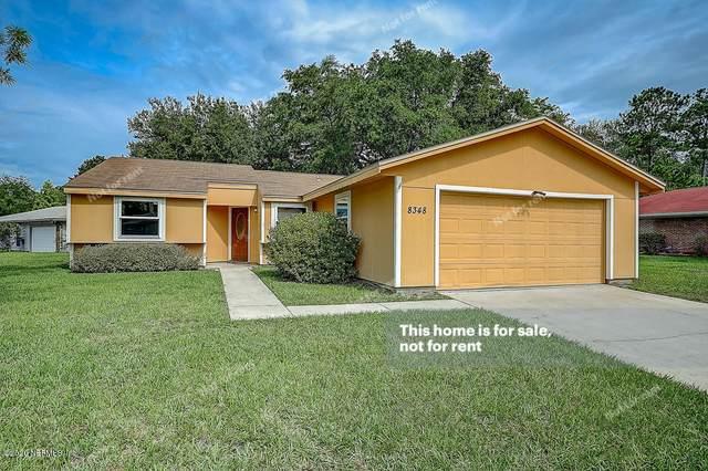 8348 Pepperwood Dr, Jacksonville, FL 32244 (MLS #1057136) :: The Every Corner Team | RE/MAX Watermarke