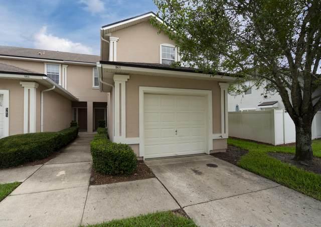 565 South Branch Dr, St Johns, FL 32259 (MLS #1057166) :: The DJ & Lindsey Team