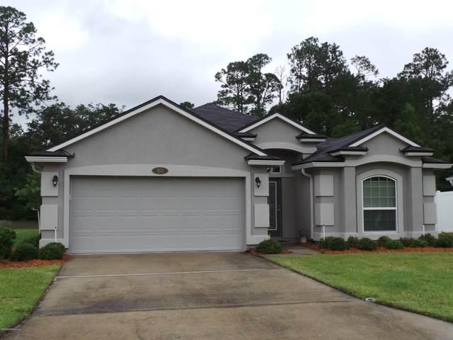 160 Fallen Timber Way, St Augustine, FL 32084 (MLS #1057174) :: Ponte Vedra Club Realty