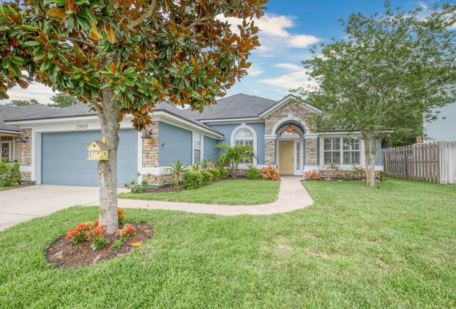 2989 Covenant Cove Dr, Jacksonville, FL 32224 (MLS #1057196) :: The Every Corner Team | RE/MAX Watermarke