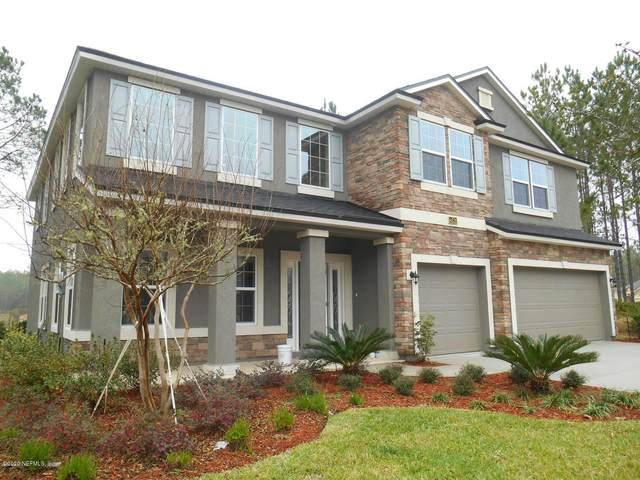 4639 Karsten Creek Dr, Orange Park, FL 32065 (MLS #1057216) :: The Hanley Home Team
