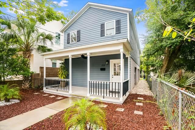 125 Moore St, St Augustine, FL 32084 (MLS #1057217) :: Bridge City Real Estate Co.
