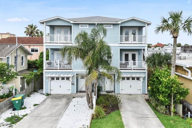 210 12TH Ave S, Jacksonville Beach, FL 32250 (MLS #1057222) :: The Volen Group | Keller Williams Realty, Atlantic Partners
