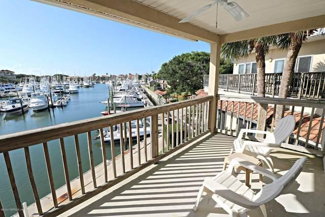 201 Yacht Club Dr #24, St Augustine, FL 32084 (MLS #1057265) :: The Hanley Home Team