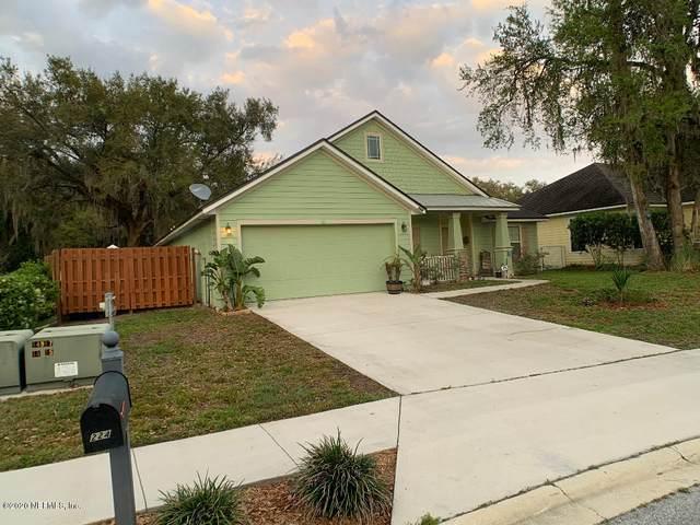 224 Roaring Brook Dr, St Augustine, FL 32084 (MLS #1057273) :: Ponte Vedra Club Realty