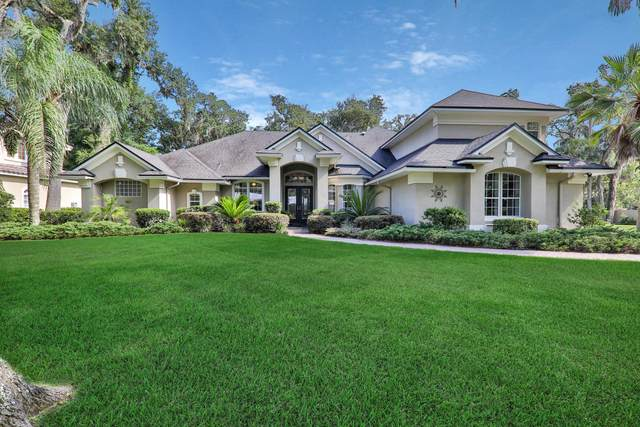 100 Strong Branch Dr, Ponte Vedra Beach, FL 32082 (MLS #1057382) :: Bridge City Real Estate Co.