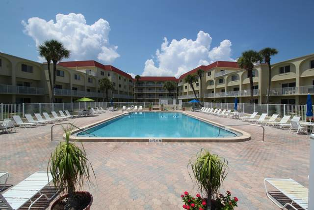 1 Ocean Trace Rd #229, St Augustine Beach, FL 32080 (MLS #1057393) :: Homes By Sam & Tanya