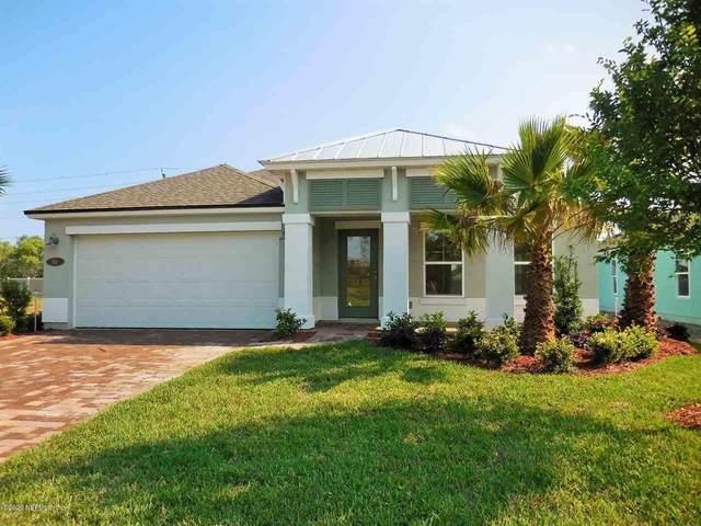 96 Tidal Ln, St Augustine, FL 32080 (MLS #1057776) :: Noah Bailey Group