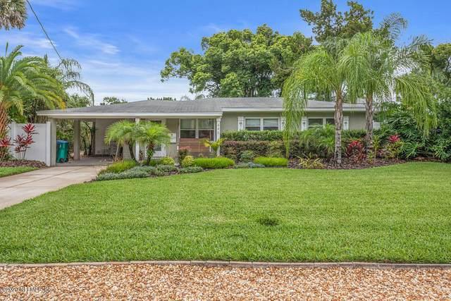 446 Lora St, Neptune Beach, FL 32266 (MLS #1057786) :: Noah Bailey Group