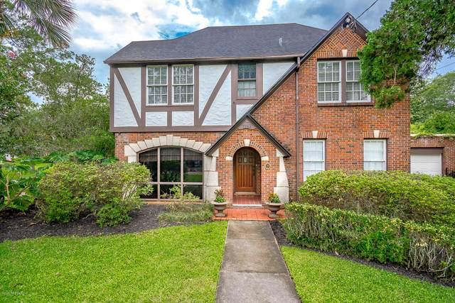 1260 Edgewood Ave S, Jacksonville, FL 32205 (MLS #1057809) :: EXIT Real Estate Gallery