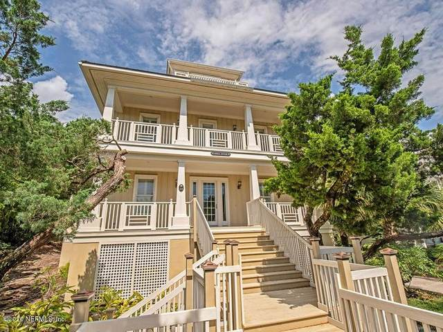 221 N Forest Dune Dr, St Augustine Beach, FL 32080 (MLS #1057874) :: Homes By Sam & Tanya