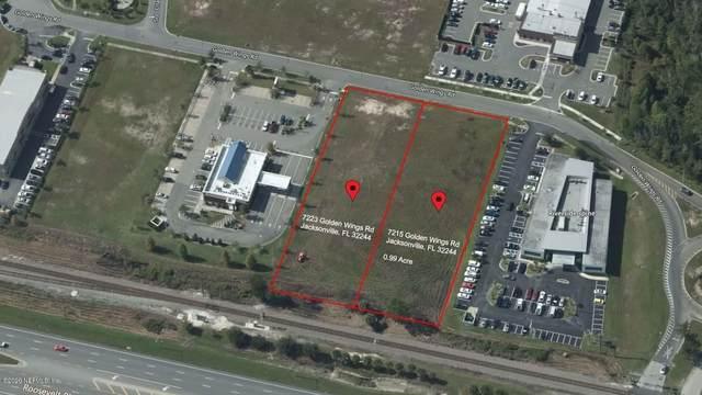 7223 Golden Wings Rd, Jacksonville, FL 32244 (MLS #1058009) :: The Every Corner Team
