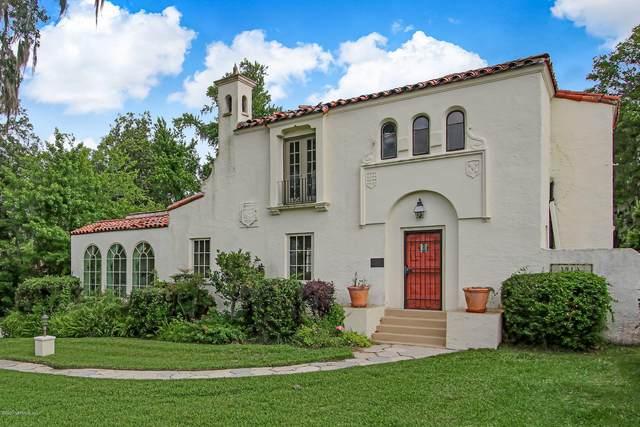 7227 San Pedro Rd, Jacksonville, FL 32217 (MLS #1058041) :: Bridge City Real Estate Co.