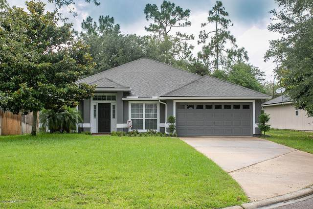 2756 Spinner Bait Ct, St Augustine, FL 32092 (MLS #1058096) :: The Volen Group, Keller Williams Luxury International