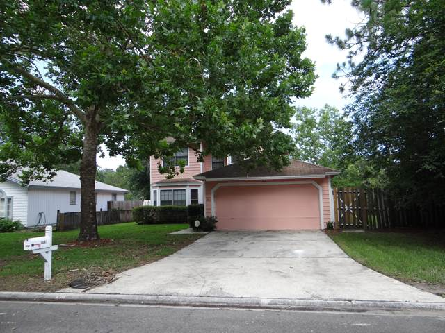 7861 Pikes Peak Dr, Jacksonville, FL 32244 (MLS #1058124) :: The Hanley Home Team