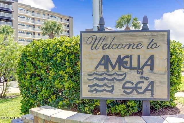 3240 S Fletcher Ave #439, Fernandina Beach, FL 32034 (MLS #1058220) :: The Hanley Home Team