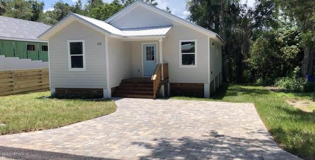 375 S Rodriquez St, St Augustine, FL 32084 (MLS #1058312) :: The Hanley Home Team