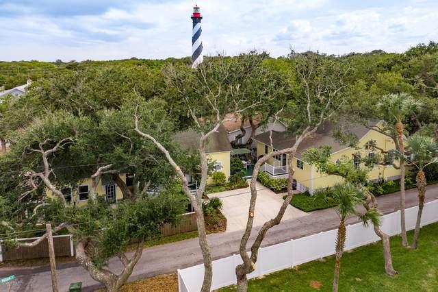 65 Lighthouse Ave, St Augustine, FL 32080 (MLS #1058522) :: Noah Bailey Group