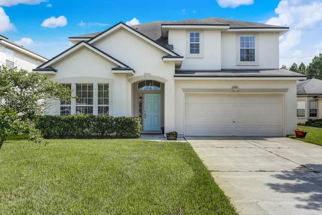 96039 Morton Ln, Yulee, FL 32097 (MLS #1058558) :: Military Realty