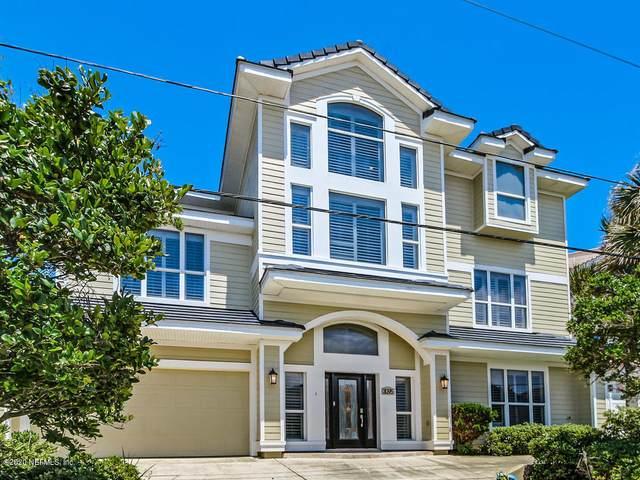 3095 S Ponte Vedra Blvd, Ponte Vedra Beach, FL 32082 (MLS #1058796) :: The Hanley Home Team