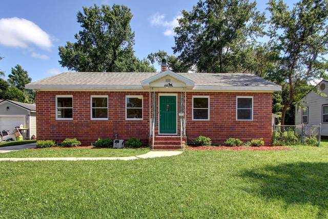 5327 Colonial Ave, Jacksonville, FL 32210 (MLS #1058811) :: The Every Corner Team