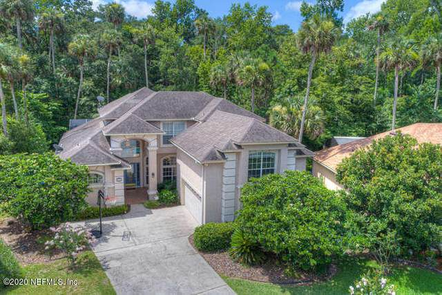 905 E Grist Mill Ct, Ponte Vedra Beach, FL 32082 (MLS #1058838) :: Oceanic Properties