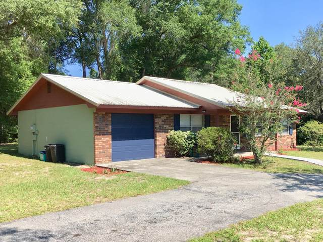 102 Swans Nest Cir, Melrose, FL 32666 (MLS #1058949) :: Berkshire Hathaway HomeServices Chaplin Williams Realty