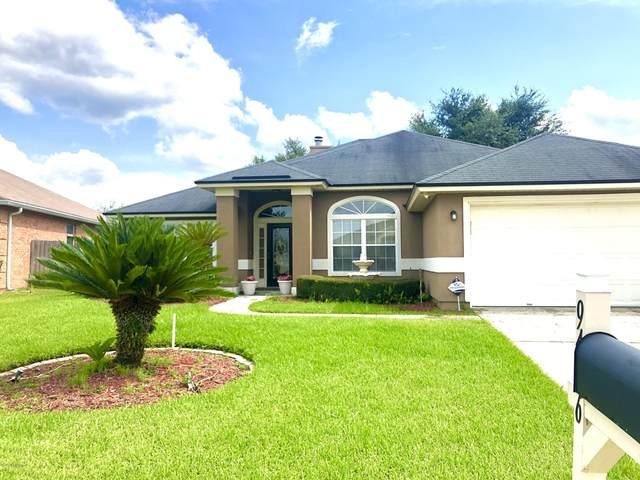 9436 Telford Ln, Jacksonville, FL 32244 (MLS #1058950) :: Noah Bailey Group