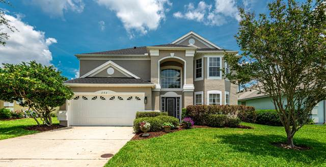 208 Sea Coast Ln, Ponte Vedra Beach, FL 32082 (MLS #1059004) :: The Volen Group, Keller Williams Luxury International