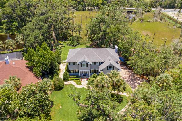 208 Greencrest Dr, Ponte Vedra Beach, FL 32082 (MLS #1059046) :: Noah Bailey Group