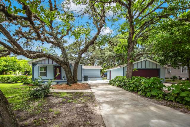 631 S 12TH St, Fernandina Beach, FL 32034 (MLS #1059060) :: The Newcomer Group