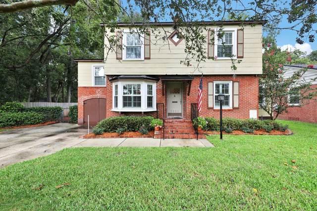 2203 Belote Pl, Jacksonville, FL 32207 (MLS #1059154) :: Memory Hopkins Real Estate